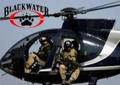 "Blackwater ""Crusaders""? As If!"