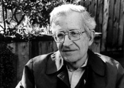 Chomsky vs. Israel, and the Incident at Allenby Bridge