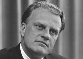 Making My Peace With Billy Graham