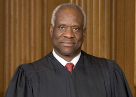 Clarence Thomas and the Party House