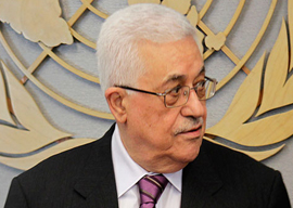 Mr. Abbas Goes to the UN