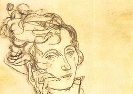 Edith Schiele, 1918