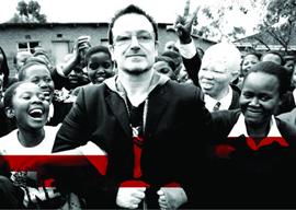 Bono, Geldof, and Hibernian Humanity-Huggers