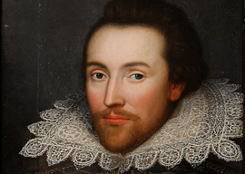 Cobbe portrait of William Shakespeare