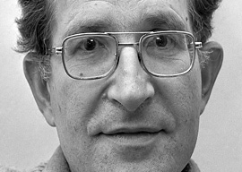 A Portrait of Noam Chomsky: A Great Mind in a Weak Soul