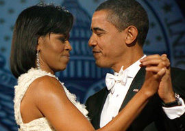 The Obamas: Not Quite the Huxtables