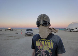 Inside Burning Man