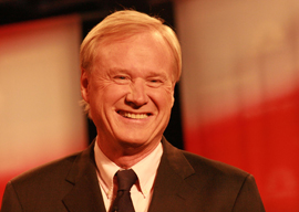 Chris Matthews: A Tingle Inside the Skull
