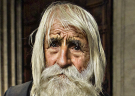 Elder Dobrev, the Saint of Bailovo