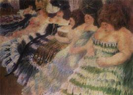 The Fat Women by Igor Grabar, 1904.