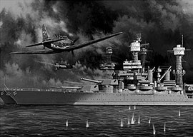 FDR and Pearl Harbor  The Primer for the Zionist Assault on the