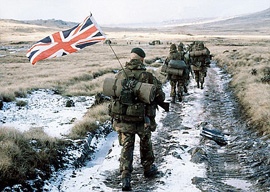 The Festering Falklands Fiasco