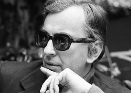 Gore Vidal: Pleased to Leave You