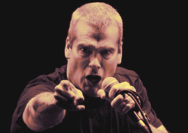 Henry Rollins, Please Shut Up