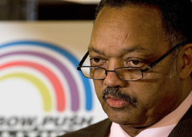 Down-Low Under the Rainbow?: Jesse Jackson Accused of Gay Harassment
