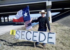 Stirrings of Secession