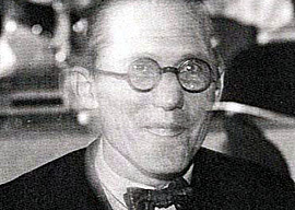 Charles-Édouard Jeanneret-Gris known as Le Corbusier