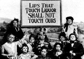 The Progressive Roots of Prohibition