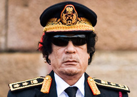 Peaceful Globalists Expedite Libyan Dictator's Murder
