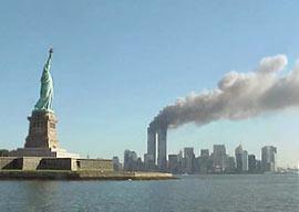 The Day America Stumbled