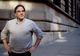 Oliver Stone: Older, Wiser, and Worse