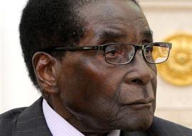 Poor Robert Mugabe