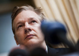 Julian Assange's Honey Trap: That's Rape in Sweden