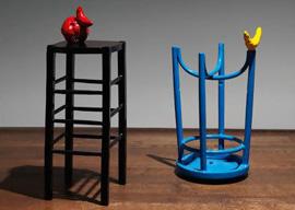 Joan Miró - Homme et Femme Dans la Nuit - Acquavella Gallery