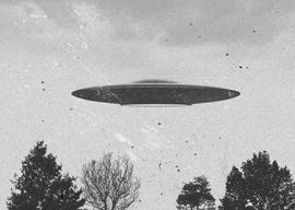 The UFO Menace