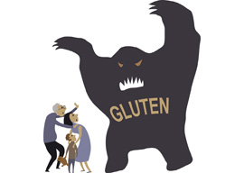 I Got Your Gluten Right Here, Pal