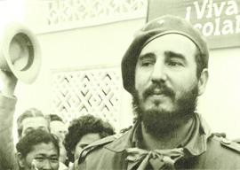 Fidel Castro - Uzbekistan, 1963