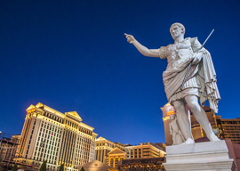 Strife and Wrangling in Las Vegas