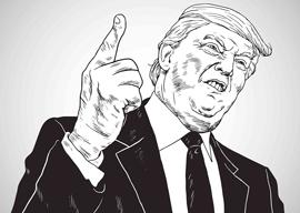 Donald Trump: The First Jewish President?
