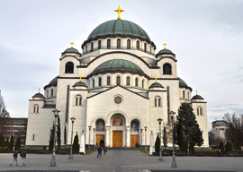 Church of Saint Sava, Belgrade