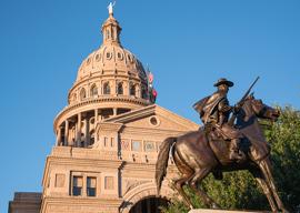 Austin, Texas State Capital