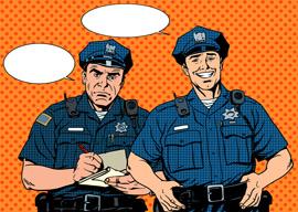 Black Cop, Drunk Jew, White City