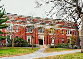 Emerson Hall, Harvard University