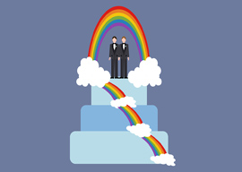 I Have a Dream…About Gay Wedding Cakes