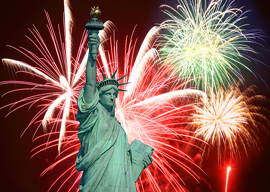 Happy Fourth of July, You Wonderful Country!