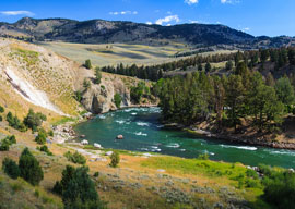 Yellowstone River, Wyoming