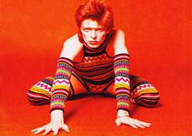 Ziggy Stardust aka David Bowie