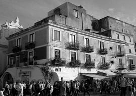 The Piazzetta on the Isle of Capri