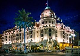 Hotel Negresco, Nice