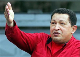 Chávez: Still Riding the Pink Tide
