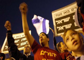 Last Month in Israel: Bagellnacht Rising?