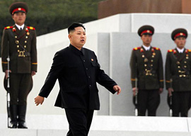 Caligula in Pyongyang