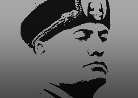 Mussolini's Last Words