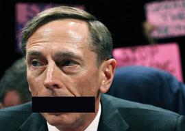 Silencing General Petraeus