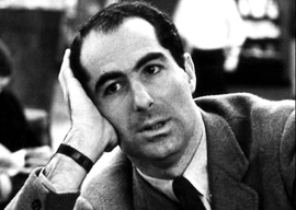 Philip Roth: Still Offending the Squares