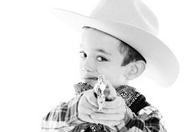 Children and Guns: The Hidden Dads